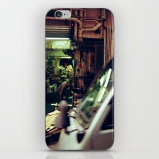 Hong Kong #9 iPhone & iPod Skin