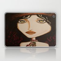 model Laptop & iPad Skin