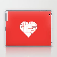 Heart of the City Redux Laptop & iPad Skin