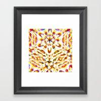 Prism Brake Framed Art Print