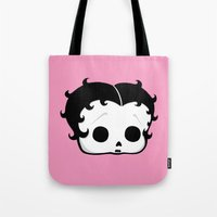 Betty Oops. Tote Bag