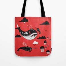 Badasses Roaming The Skies Tote Bag