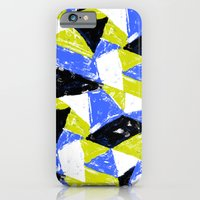 iPhone & iPod Case featuring Chalk Geo by Aaryn West