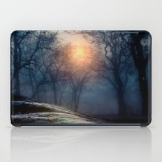 From small beginnings and big endings. iPad Case