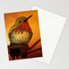 The Sunset Bird Stationery Cards