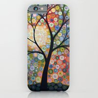 iPhone & iPod Case featuring Waiting For the Moon by Amy Giacomelli
