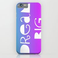 iPhone & iPod Case featuring Dream Big by Jorieanne