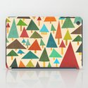 The house at the pine forest iPad Case