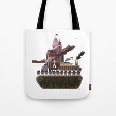 Military-Industrial Complex Tote Bag
