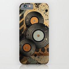 Retro Vinyl. Slim Case iPhone 6s