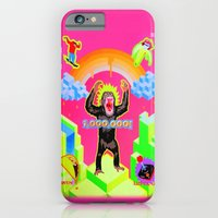 "iPhone & iPod Case featuring ""APE ESCAPE"" by XRAY"