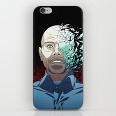 Ozymandias (Walter White - Breaking Bad) iPhone & iPod Skin