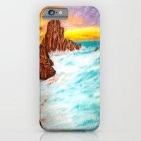 Sunset Beach iPhone 6 Slim Case