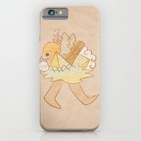 iPhone & iPod Case featuring Pyramid Walker by Andy Detskas