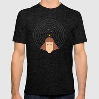 Copernicus 2 Mens Fitted Tee Tri-Black SMALL