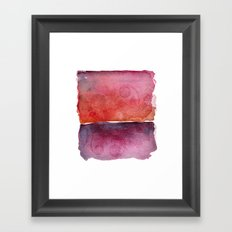 Rhea Framed Art Print