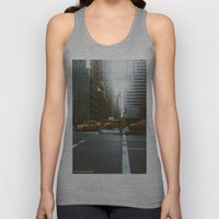 Streets Of NYC Unisex Tank Top