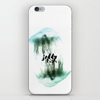 Jellyfish iPhone & iPod Skin