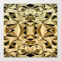 ABSTRACTION ARTDECO Canvas Print