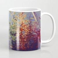 Holga Flowers IV Mug