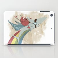 The Super Fire Awesome R… iPad Case