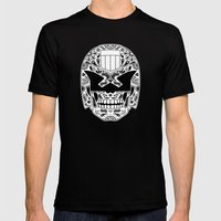 Day of the Dredd - Black Mens Fitted Tee Black SMALL
