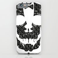 iPhone & iPod Case featuring TML SKULLIFASHION by TEMKA