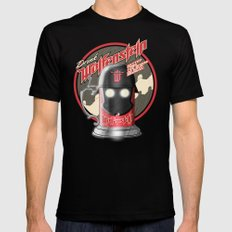 Drink Wolfenstein Mens Fitted Tee Black SMALL