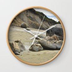 Bolder Field Wall Clock