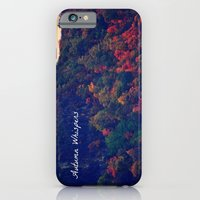 iPhone & iPod Case featuring Autumn Whispers by S|Tarah