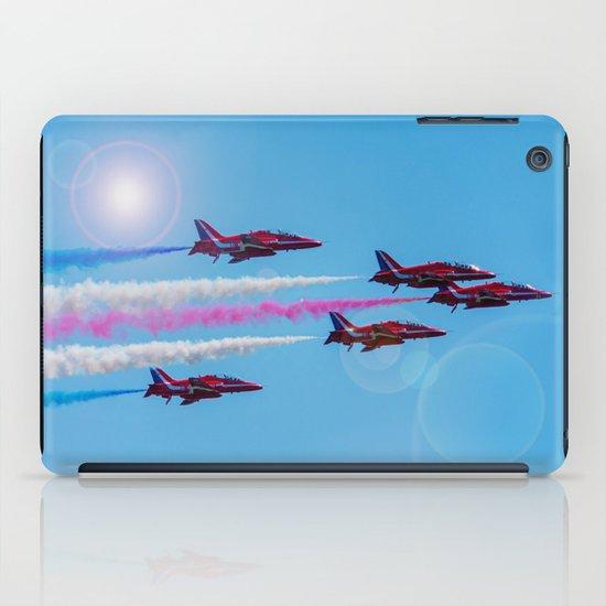 ARROWS IN FLIGHT iPad Case