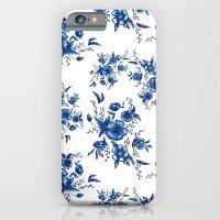 FOLK FLOWERS iPhone 6 Slim Case