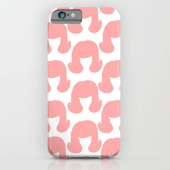 Pink Bouffants iPhone & iPod Case