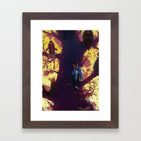 Communitree Framed Art Print