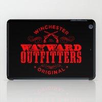 Wayward Outfitters iPad Case