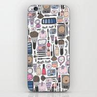 Cutey Beauty Kawaii iPhone & iPod Skin