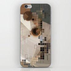 The Hidden Door iPhone & iPod Skin