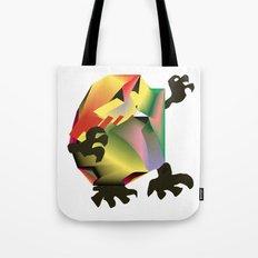 Mesh Monster Tote Bag