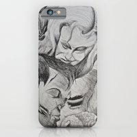 iPhone & iPod Case featuring Forbidden by DClemDesigns