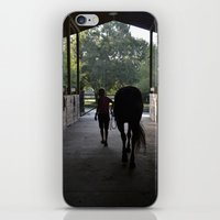 Leading The Way Out iPhone & iPod Skin