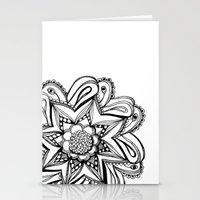Zendala Ornate Stationery Cards