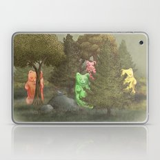 Wild Gummy Bears Laptop & iPad Skin