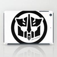 Art-O-Bots iPad Case