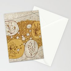 Plants & Pebbles Stationery Cards