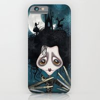 iPhone & iPod Case featuring Edward, Sweet Edward by Sandra Vargas