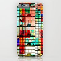 iPhone & iPod Case featuring Our building by Anna Brunk