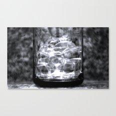 rippled Canvas Print