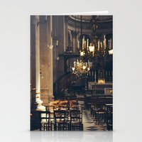 Interior of the Eglise Saint Paul Stationery Cards