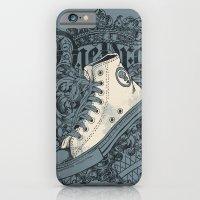 Old School King iPhone 6 Slim Case
