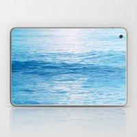 Cerulean Sea Laptop & iPad Skin